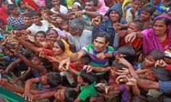 রোহিঙ্গাদের জন্য যুক্তরাজ্যের ৮৮ কোটি টাকার অনুদান