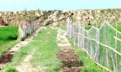 সীতাকুণ্ডের বাঁশবাড়িয়ায় সরকারি রাস্তা ধানিজমি খালবিল দখল করে নিয়েছে বসুন্ধরা গ্রুপ
