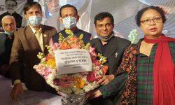 নবনির্বাচিত মেয়র রেজাউল করিমকে আইইবি, চট্টগ্রাম কেন্দ্রের অভিনন্দন