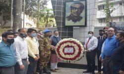 বঙ্গবন্ধুর ৭ মার্চের ভাষণ নিরস্ত্র বাঙালিকে সশস্ত্র রূপ দেয়