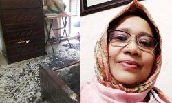 নিজবাসায় নারী চিকিৎসকের মরদেহ : চারজন ডিবি হেফাজতে