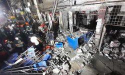 মগবাজারে বিস্ফোরণে নিহত ৬,অর্ধশতাধিক আহত