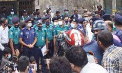 পুলিশও তদন্ত কমিটি করবে মগবাজারের বিস্ফোরণে: আইজিপি