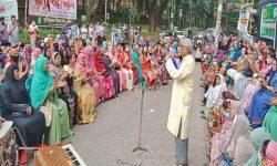 'সিআরবিতে হাসপাতাল নির্মাণের বিরুদ্ধে সর্বাত্মক গণ প্রতিরোধ গড়ে তুলতে হবে'