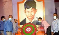 শ্রদ্ধা-ভালোবাসায় চট্টগ্রামে শেখ রাসেলের জন্মদিন পালিত